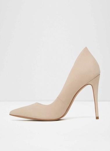 Aldo Deri Stiletto Ayakkabı Ten